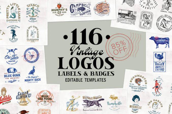 plantillas de logotipos para descargar