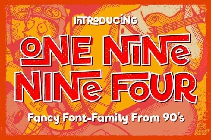 120 tipografías en oferta