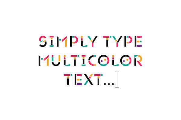 OpenType-SVG gratis