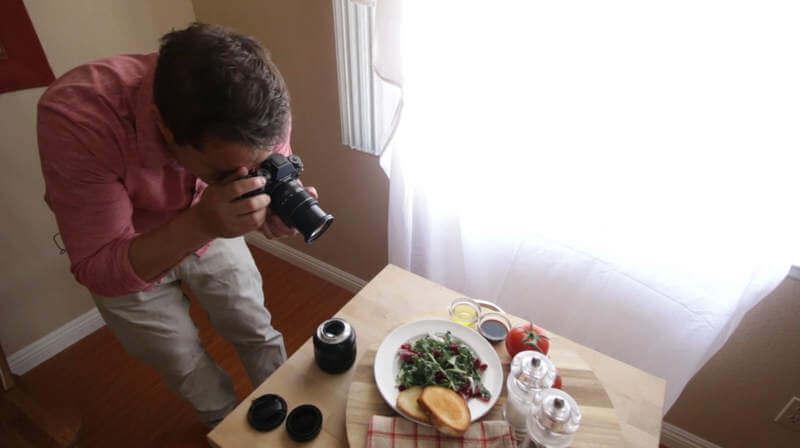cursos fotografía de alimentos-productos