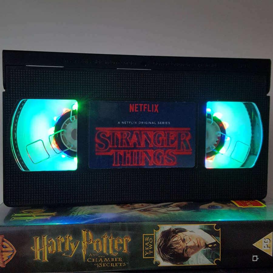 lampara VHS