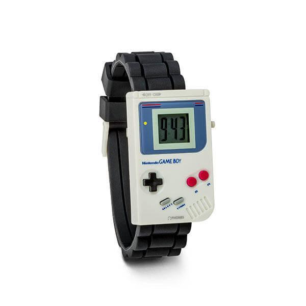 reloj game boy