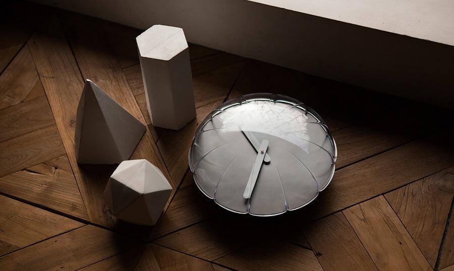 reloj imitación globo de helio