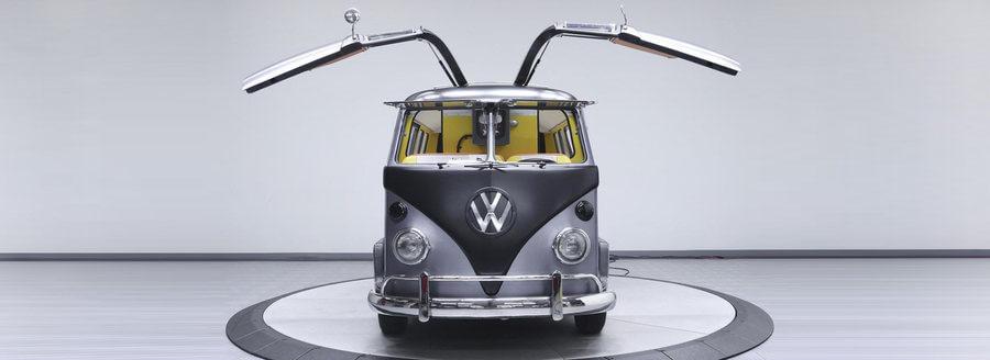 Volkswagen edición volver al futuro