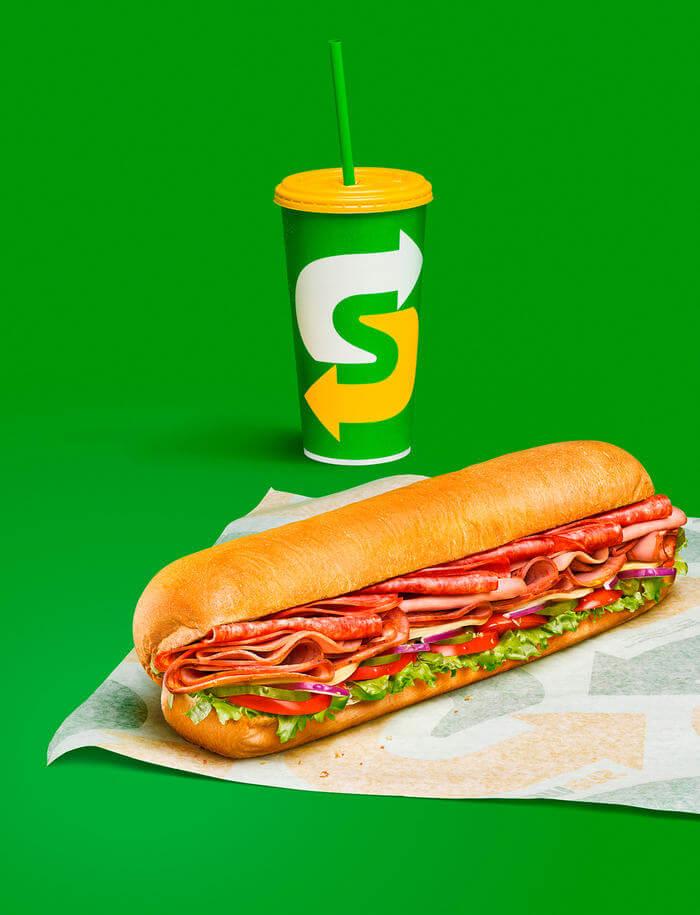 Publicidad de Subway