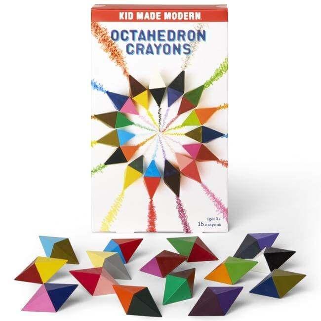 crayola octaedro