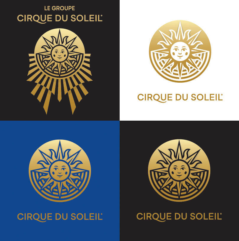 Nuevo logotipo del Cirque du Soleil