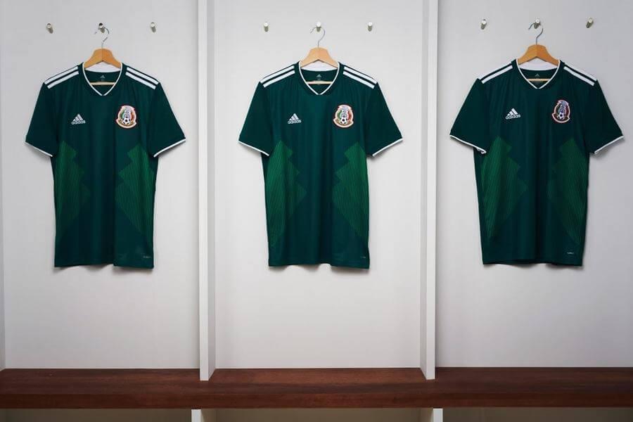 Uniformes de Adidas para la Copa del Mundo