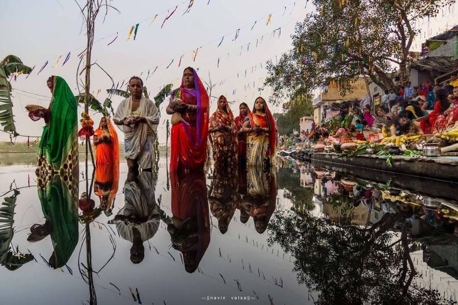 Navin Vatsa en India