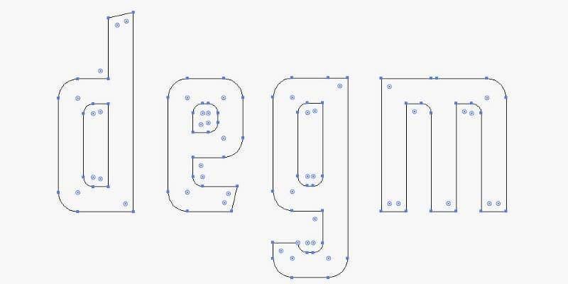 Diseño de tipografía en 24 horas