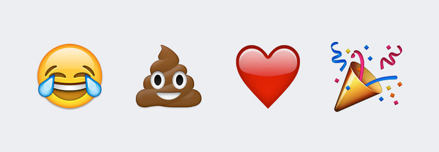 El diseño de los primeros emojis