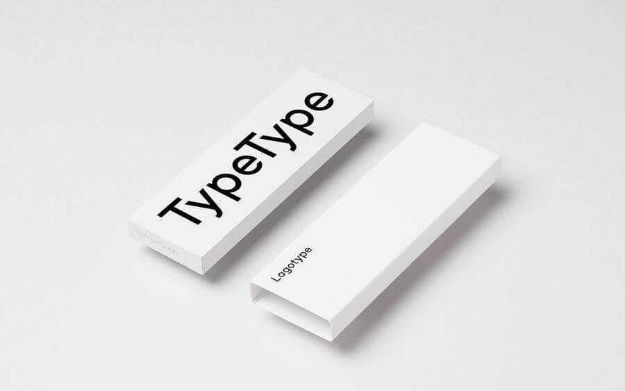 Identidad visual de TypeYype