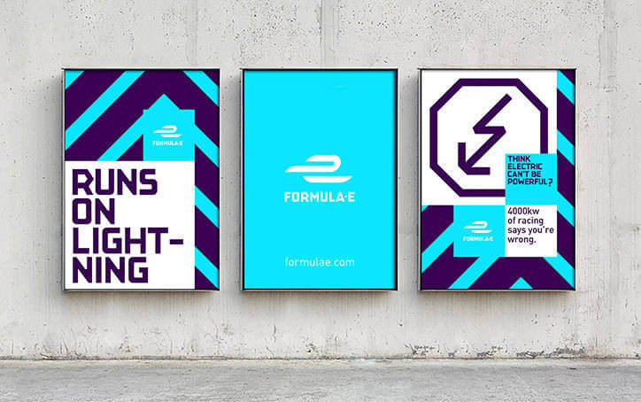 Identidad visual de la Formula E