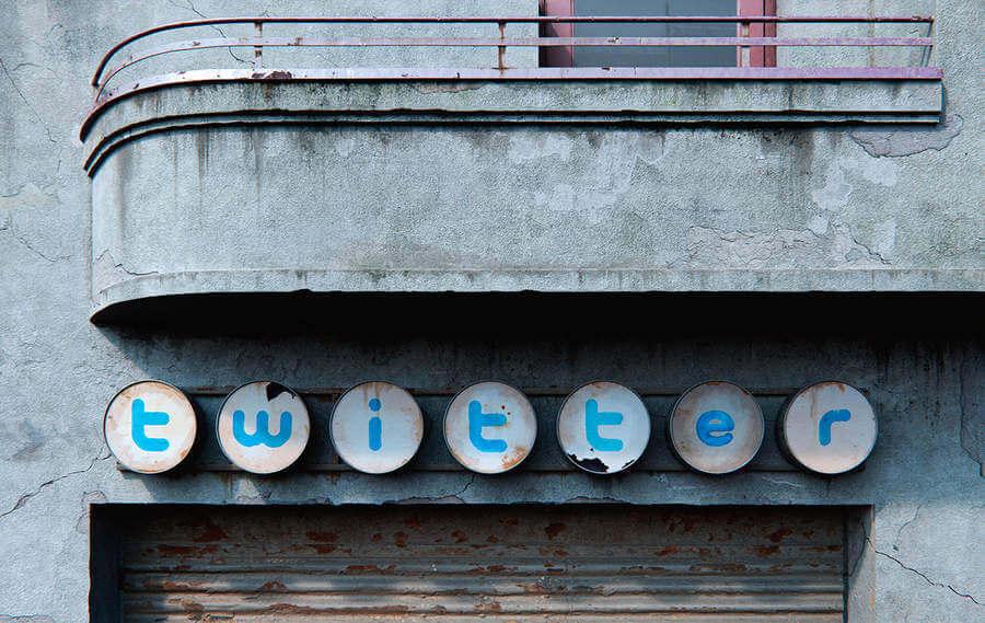 Redes sociales en decadencia