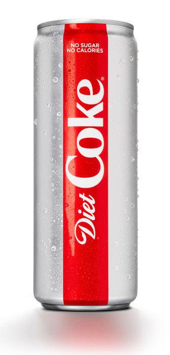 Rediseño de la imagen visual de Diet Coke