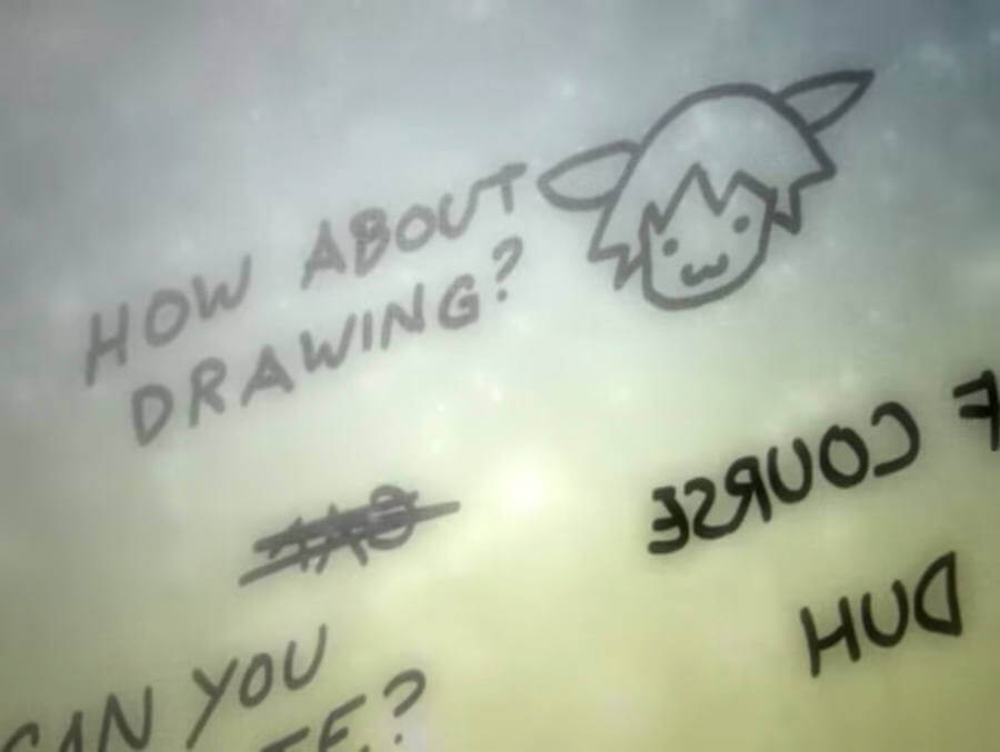 Draw with me San Valentín