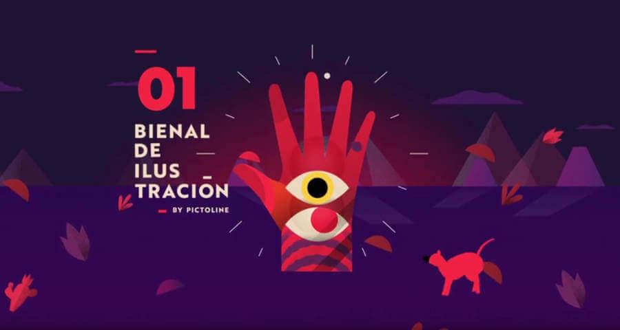Primera Bienal de Ilustración en México