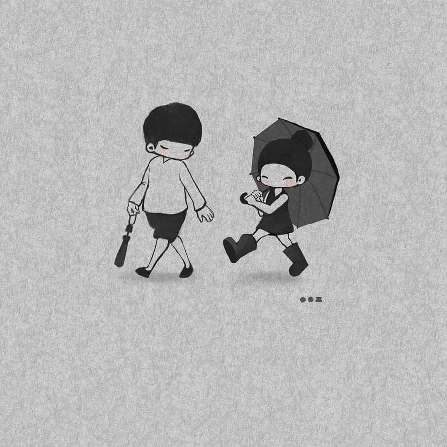 Dibujos de Young Joo Kim