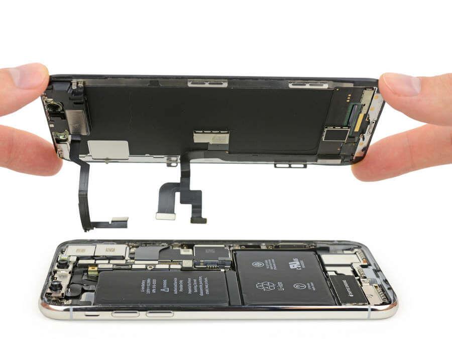 Así se desarman el iPhone en iFixit