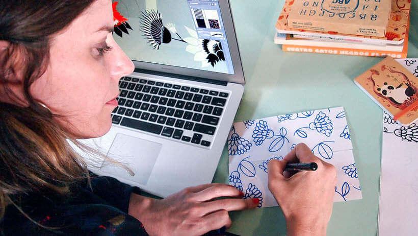creación y comercialización de patterns