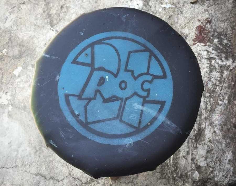 Primer logotipo de roc21