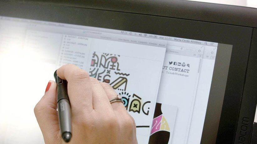 Curso apara diseñar letras capitales