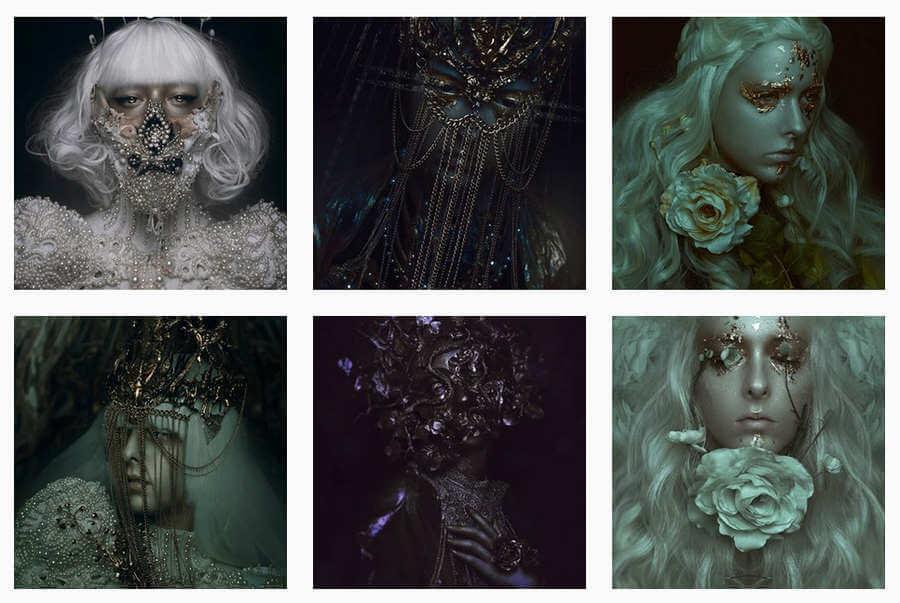 Cuentas en Instagram con surrealismo