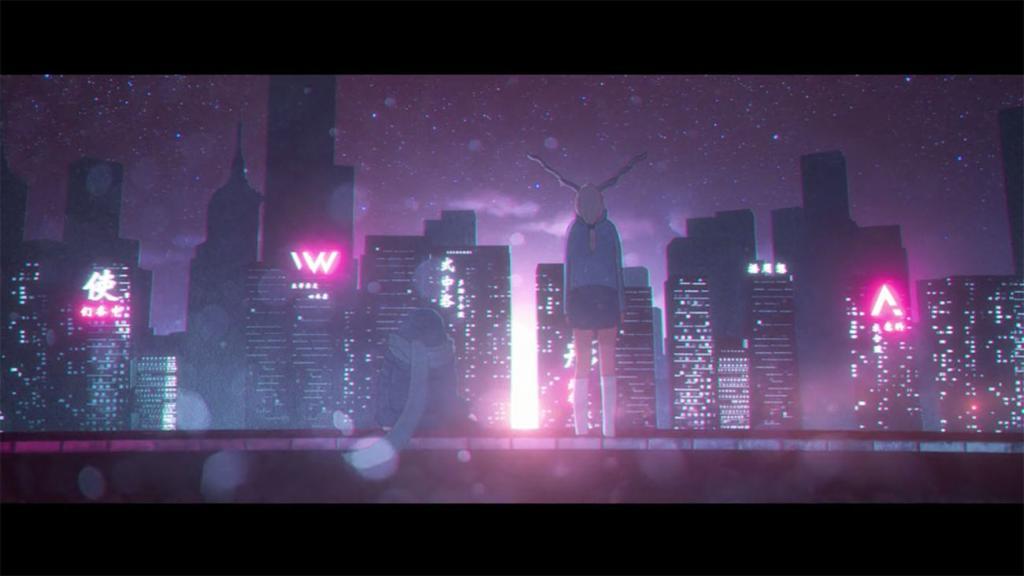 7TH AEON cortometraje