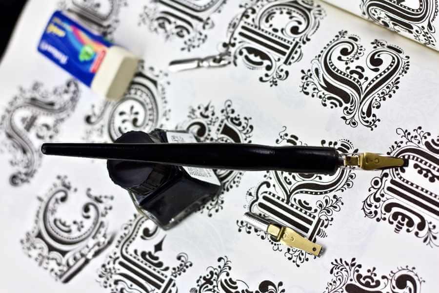 Curso de caligrafía por internet