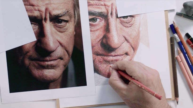 Aprende a dibujar retratos realistas