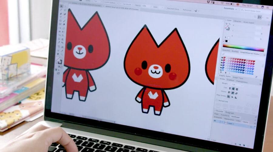 Aprende a dibujar personajes kawaii
