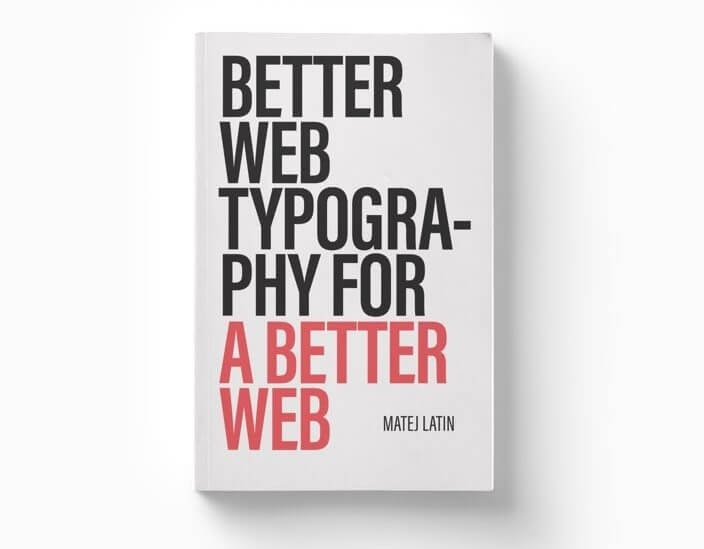 Libro de tipografía web