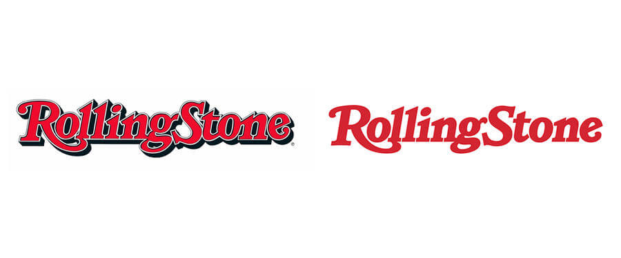 Nuevo logotipo Rolling Stone