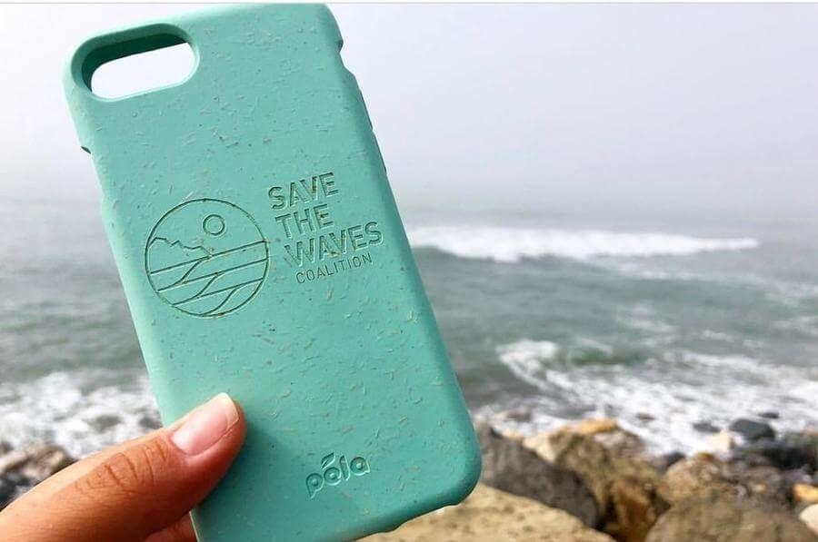 Fundas para celular biodegradables