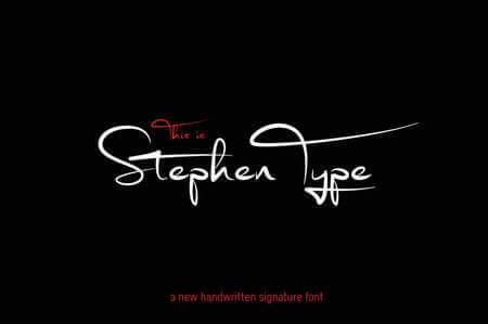 Tipografías brush y tipografías caligráficas