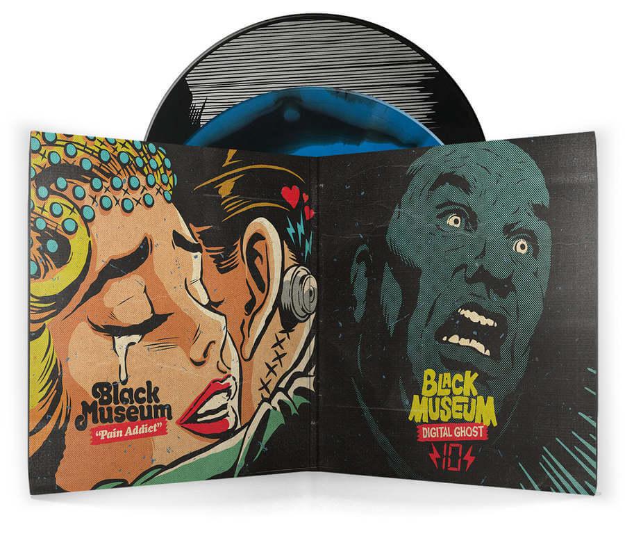 Discos de vinilo de Black Mirror
