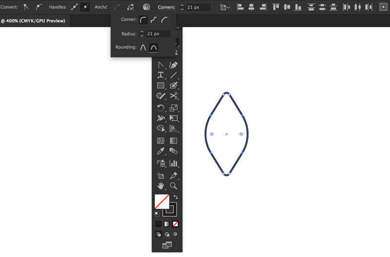 Efecto de costura en Illustrator