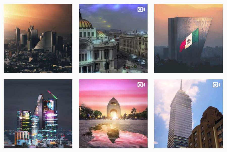 Las mejores cuentas en instagram