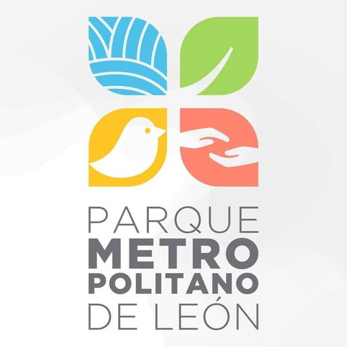 Logotipo Parque Metropolitano de León