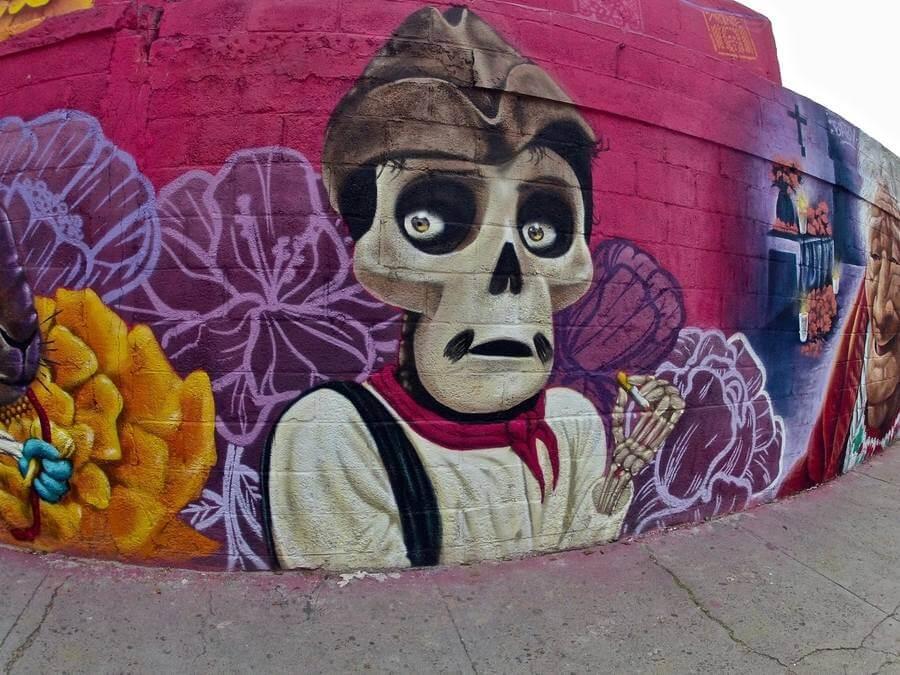 Mural de COCO