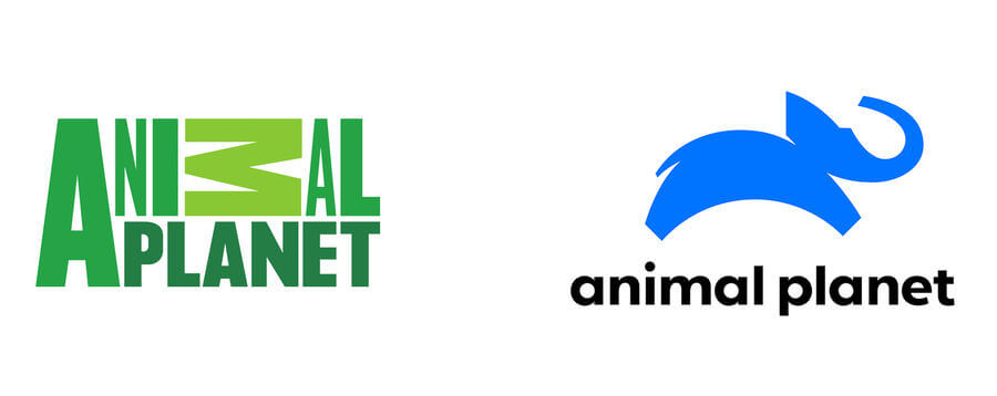 Nuevo logotipo Animal Planet