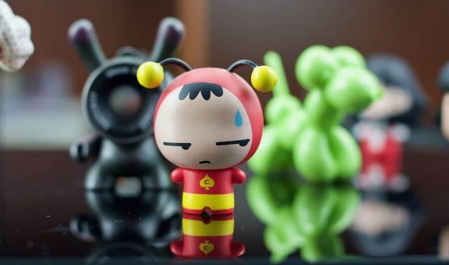 Imprime personajes en impresora 3D