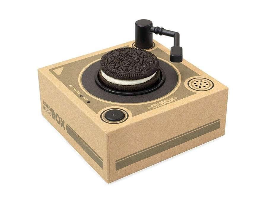 Oreo Music Box