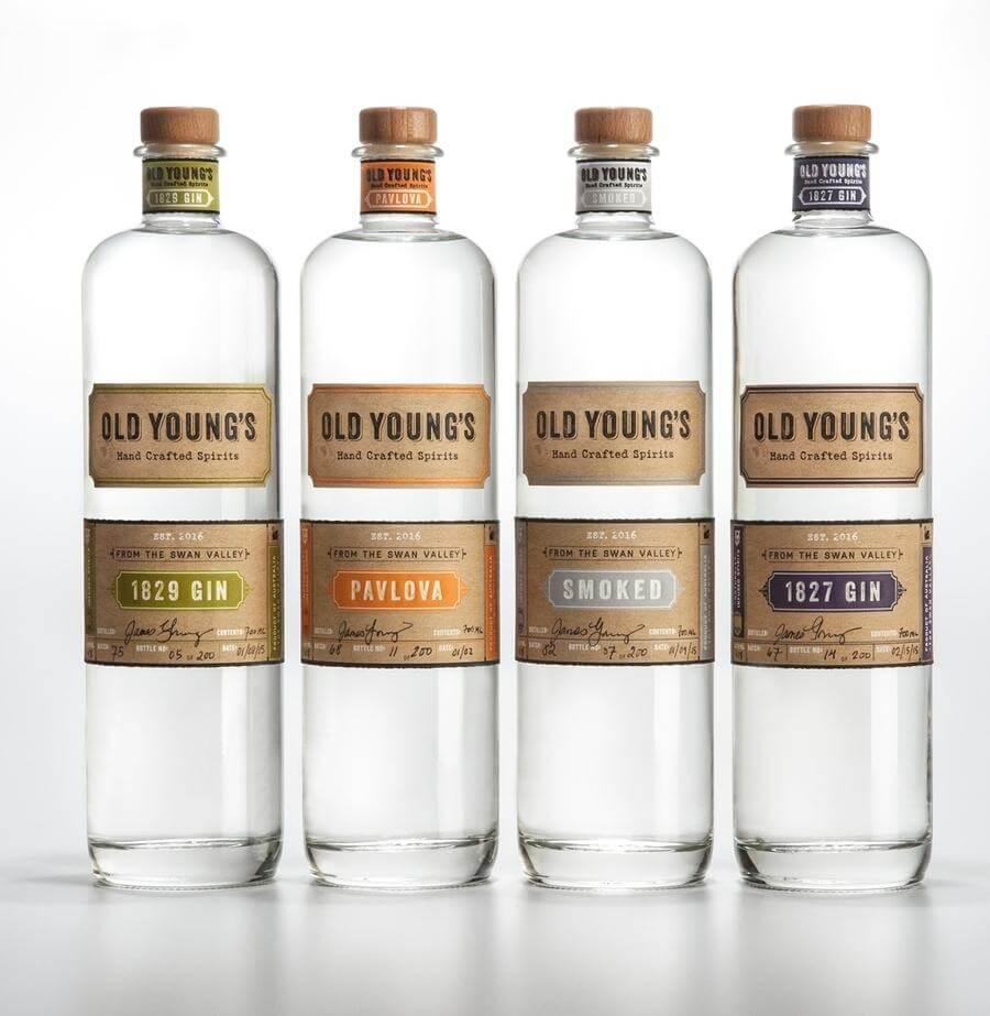 botella con buen diseño