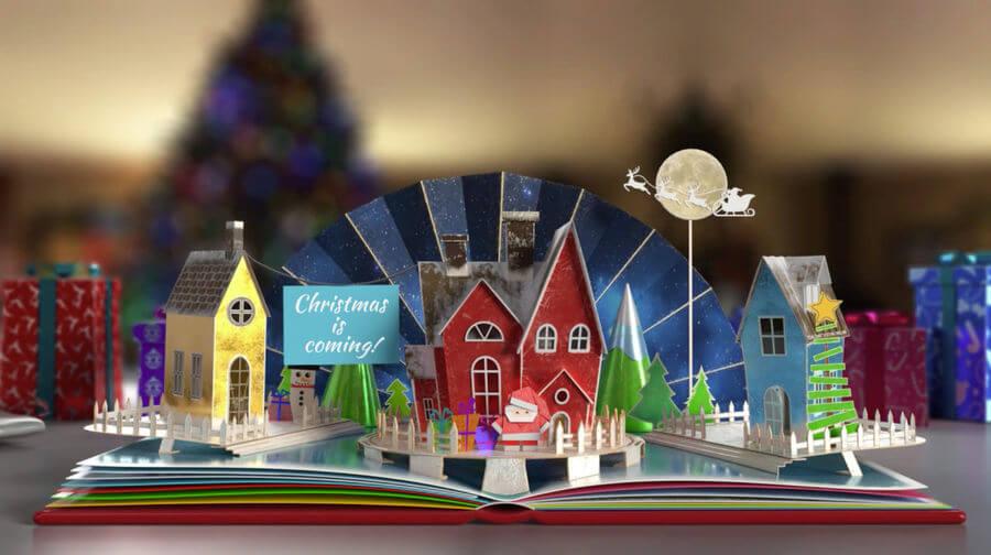 Comerciales de Navidad