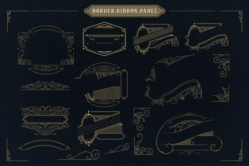 Fuente para diseñar logos elegantes