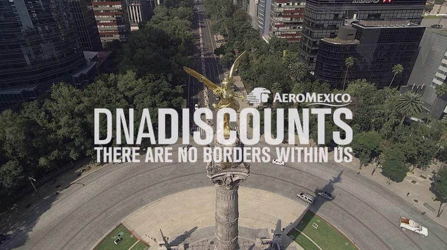DNA Discounts Aeroméxico