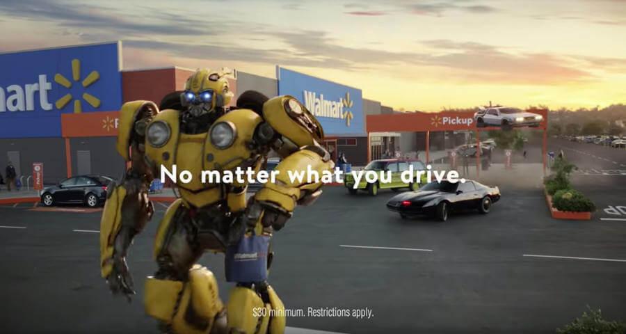 Comercial de Walmart
