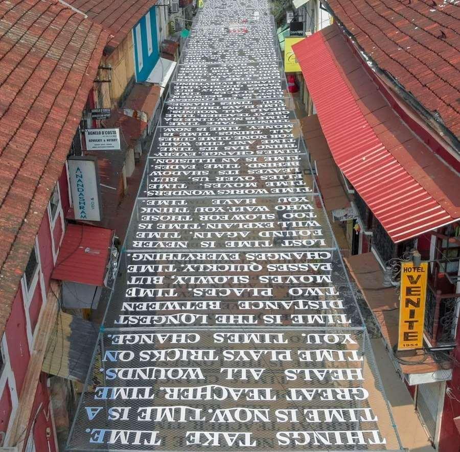Daku street art