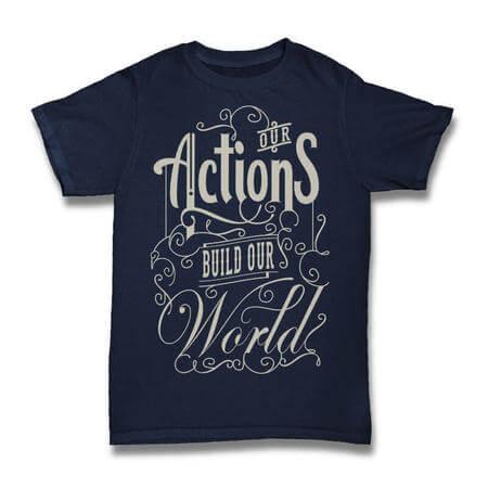 Frases para camisetas en inglés